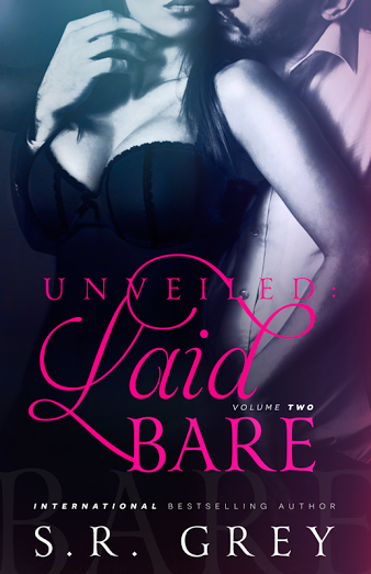 Unveiled Laid Bare FRONT COVER