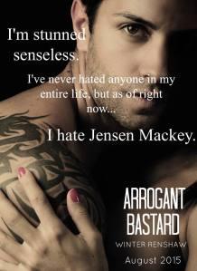 arrogant bastard teaser 2