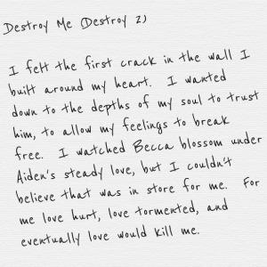 destroy me teaser 2